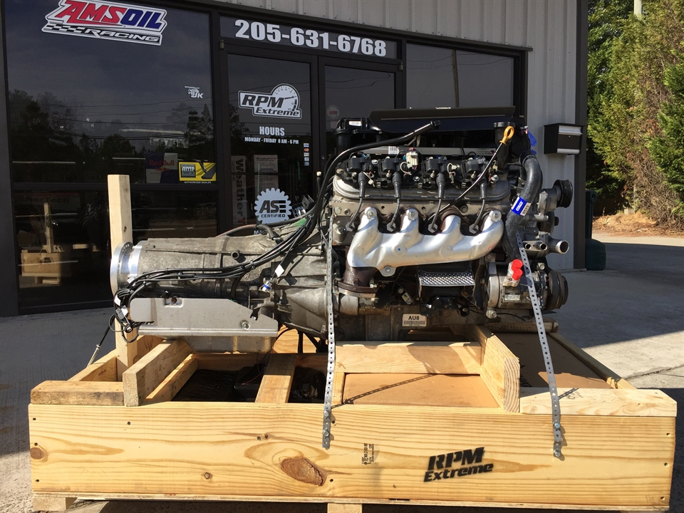 Build A Jeep >> RpmExtreme Ready to Run Repower Packages :: RPM Extreme