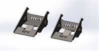 JK LS Engine mount Plates
